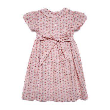 Vanessa Dress, Pink Floral
