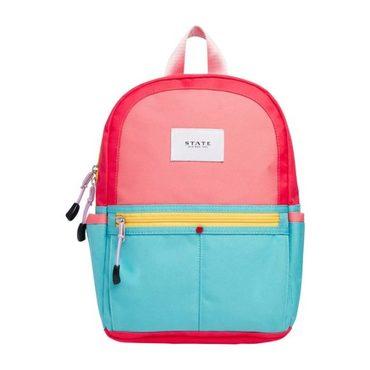 Mini Kane Backpack, Pink/Mint