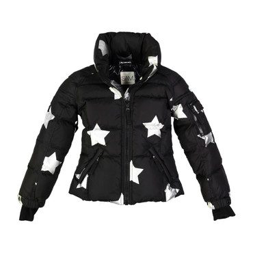 Toddler Star Freestyle, Black/Silver