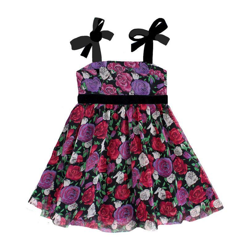 Flower Power Dress, Multi
