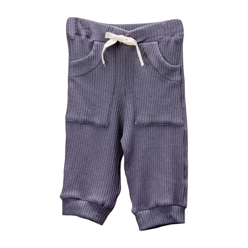 Mason Pocket Pant, Charcoal