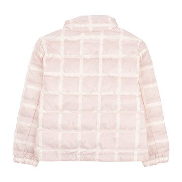 Lilly Jacket, Pink Squares