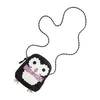 Penguin Glitter Bag