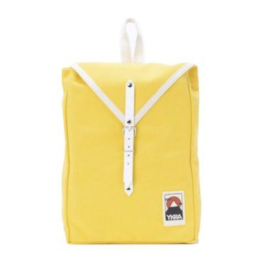 Strap Backpack, Yellow