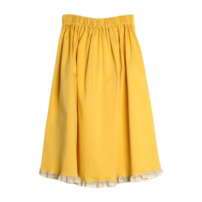 Lurdes Skirt, Yellow