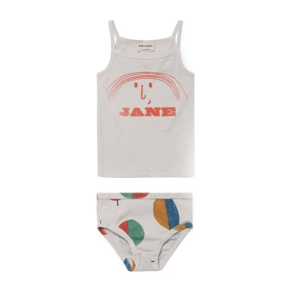 Little Jane Tank and Brief Set