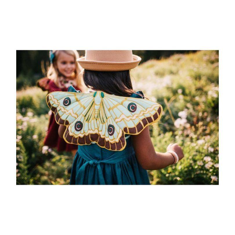 Shimmery Butterfly Wings, Mint