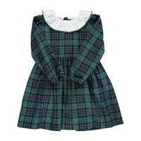 Lou Dress, Evergreen