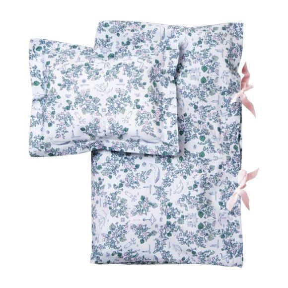 Mares Light Crib Duvet Set Sheets Maisonette