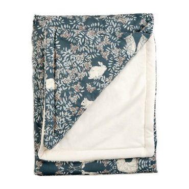Fauna Crib Blanket