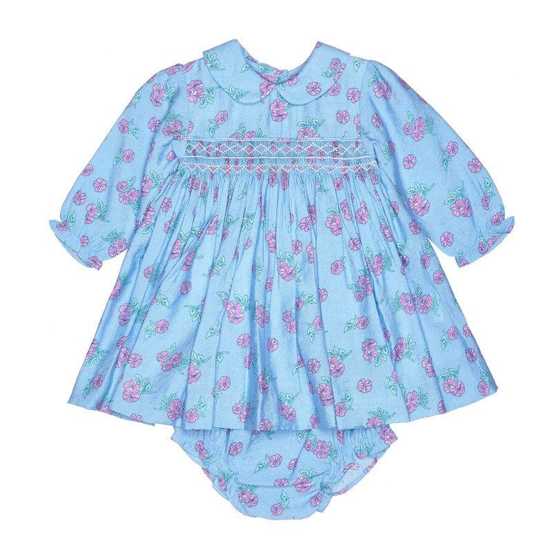 Long Sleeve Baby Dress, Lyric