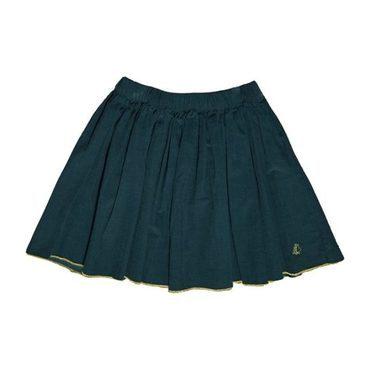 Little Skirt, Green