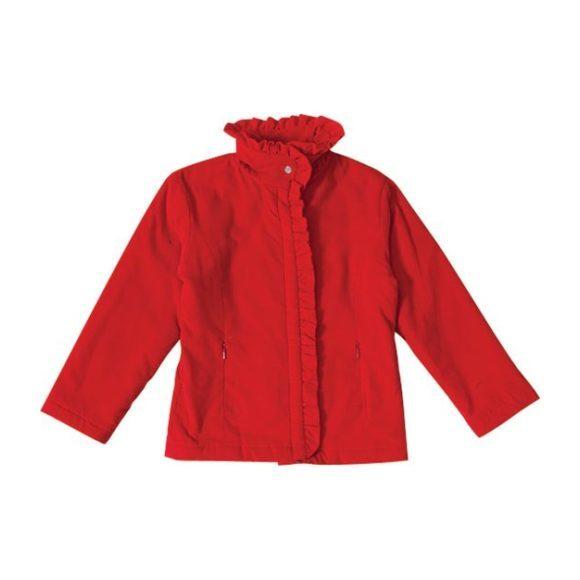 Lauren Barn Coat, Red Corduroy