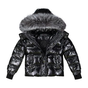 The Chile, Black with Grey Fur