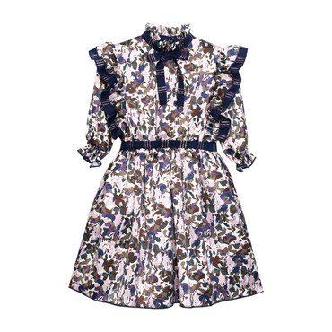 Malvina Silk Dress