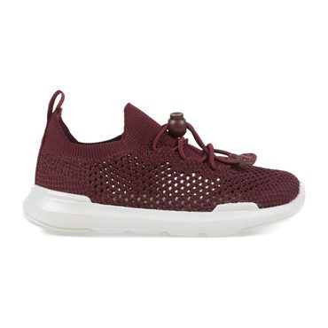 Sutherland Knit Sneakers, Burgundy