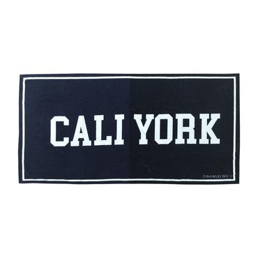 Cali York Beach Towel