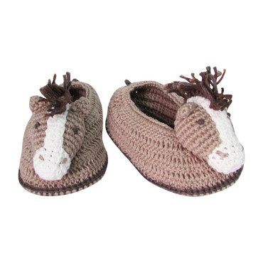 Crochet Horse Booties