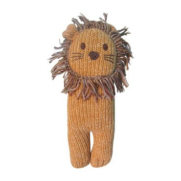 Lion Knit Doll