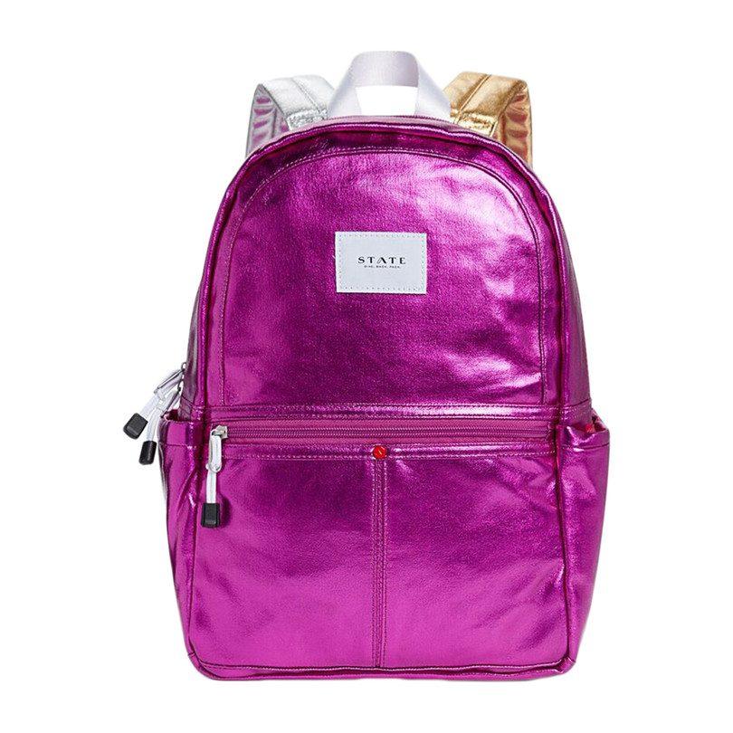 4e7c4803745 Metallic Kane Backpack