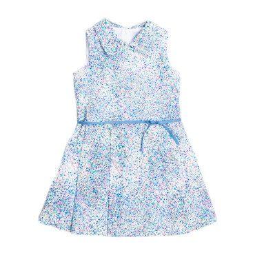 Laurel Dress, Blue