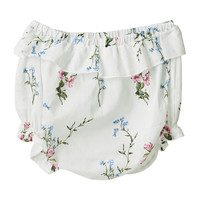 Flower Patch Tank and Bloomer Set, Ivory