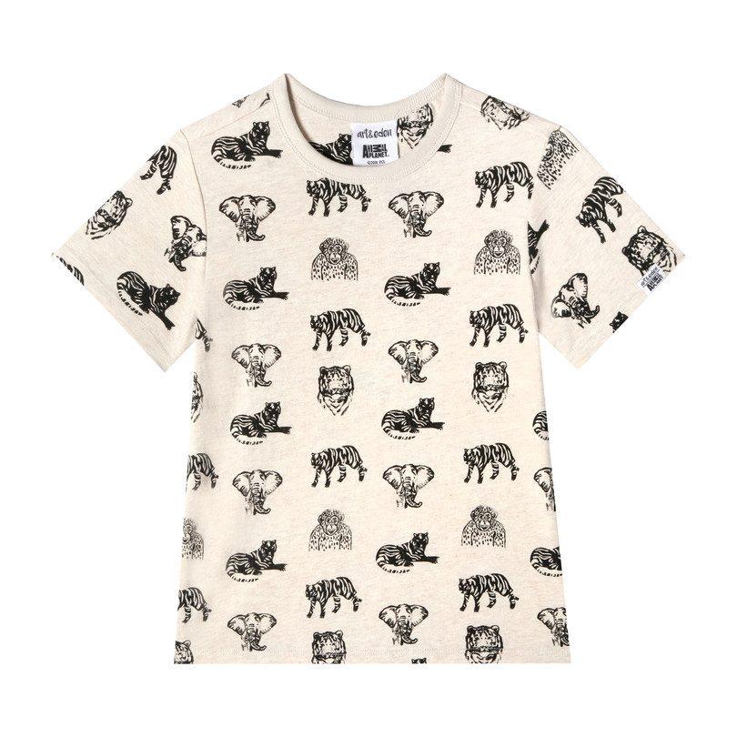Animal Planet Mini Adam T-Shirt, Jungle