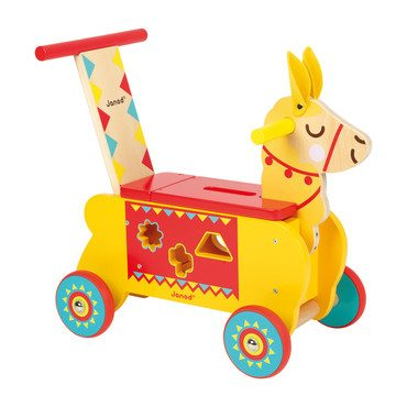 Llama Ride-On
