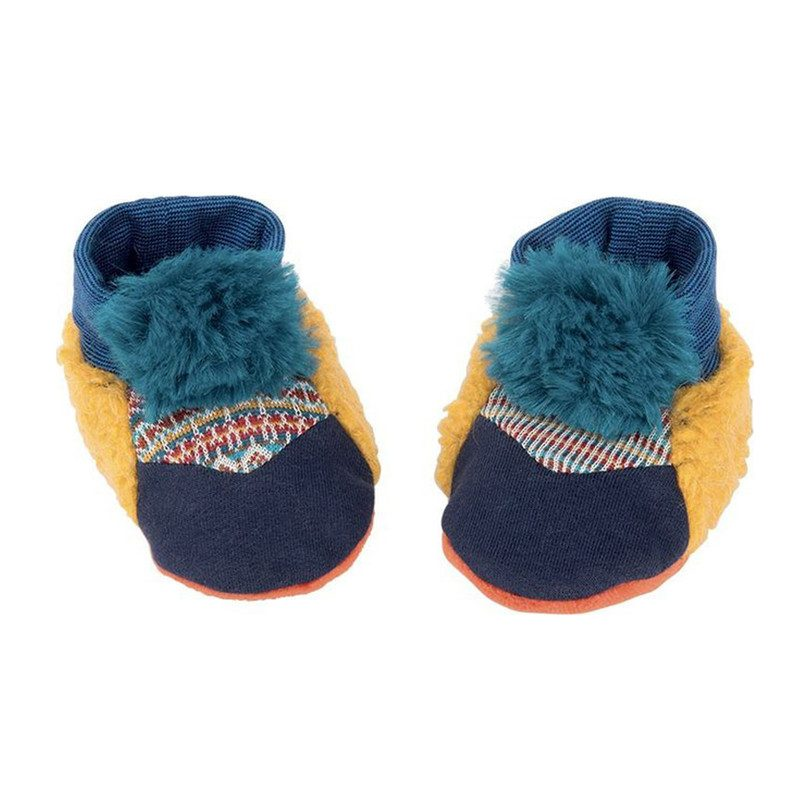 Moulin Roty Baby Slippers
