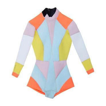 Women's Colorblock Wetsuit 2mm