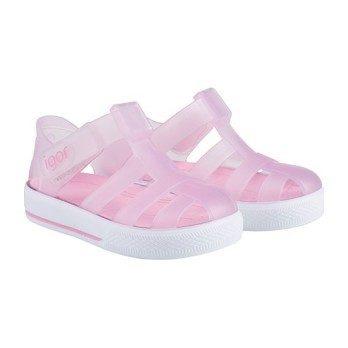 Star Jelly Sandal, Pink
