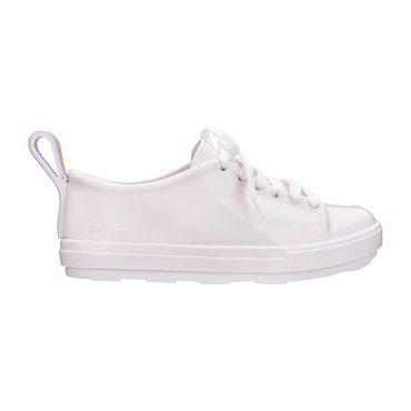 Mel Be Rainbow Sneaker, White