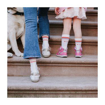 *Exclusive* Maman & Mini Varsity Sock Bundle
