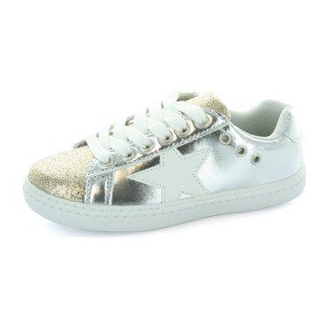 Mia Star Sneaker, Silver