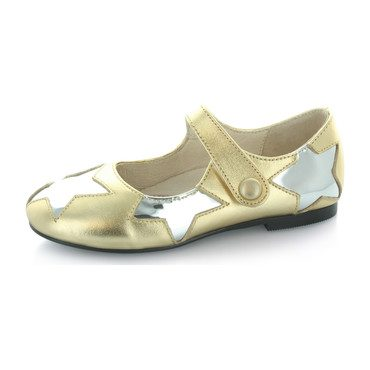 Hoova Stars Mary Jane, Gold