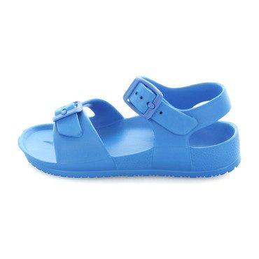 Lane EVA Sandal, Blue