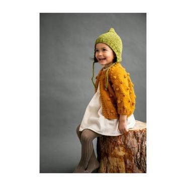 Honeycomb Bonnet, Green