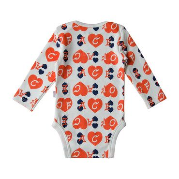 Ace of Hearts Onesie, Red