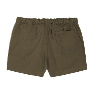 Dylan Woven Short, Army Green