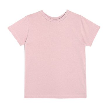 Logan Tee Shirt, Blush Pink
