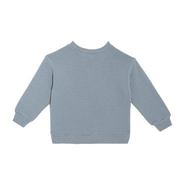 Morgan Sweatshirt, Dusty Blue