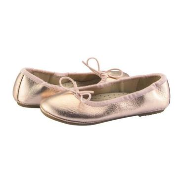 Child Cruise Ballet Shoes, Copper