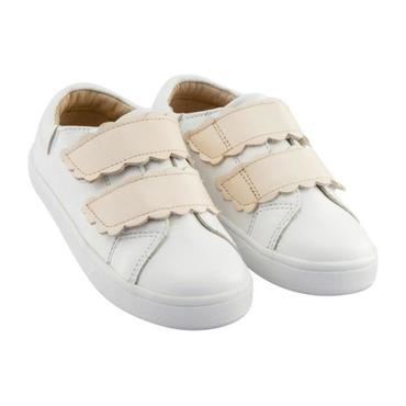 Child Urban Curve Shoes, Snow White And Pearl