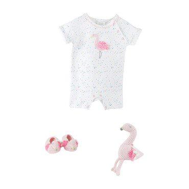 Baby Gift Set, Flamingo