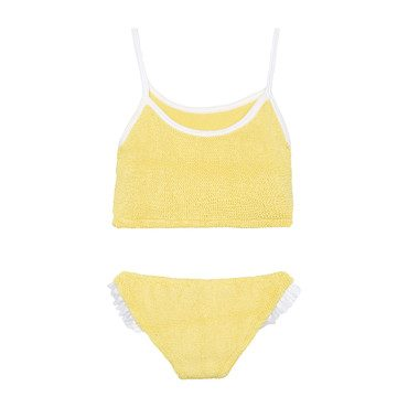 *Exclusive* Lula Tankini, Yellow