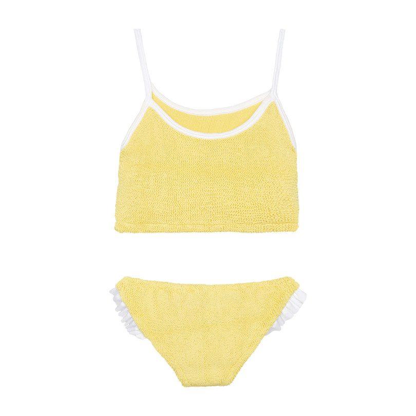 *Exclusive* Lula Tankini, Yellow