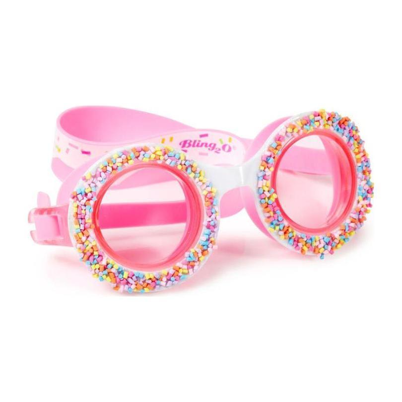 "Do ""Nuts"" 4 U Goggles, Pink"