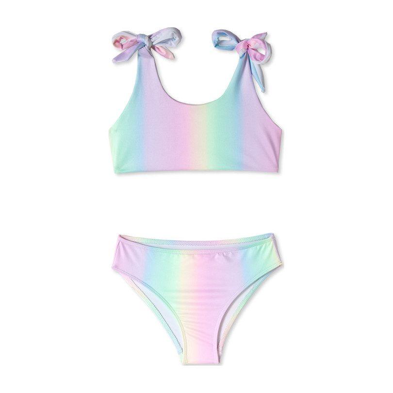 2e7314330ef Pastel Rainbow Bikini - Swim - Maisonette