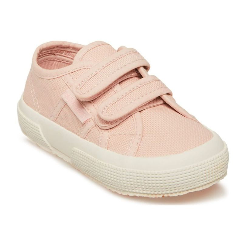 Classic Velcro, Pink Crystal