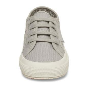 Classic Canvas Lace Up, Light Grey